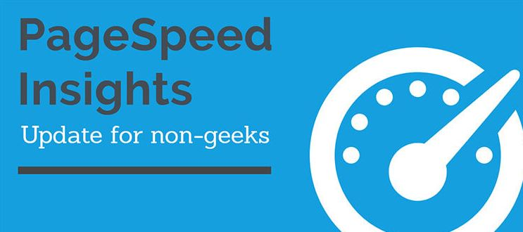 Updates to google page speed insights explained