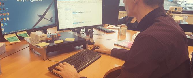 Andrew - digital marketing apprentice
