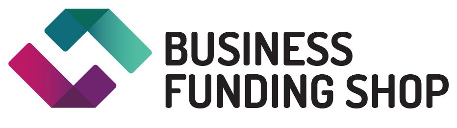 Business funding shop logo