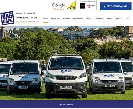 Gas Safe Website