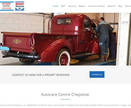 Autocare Website