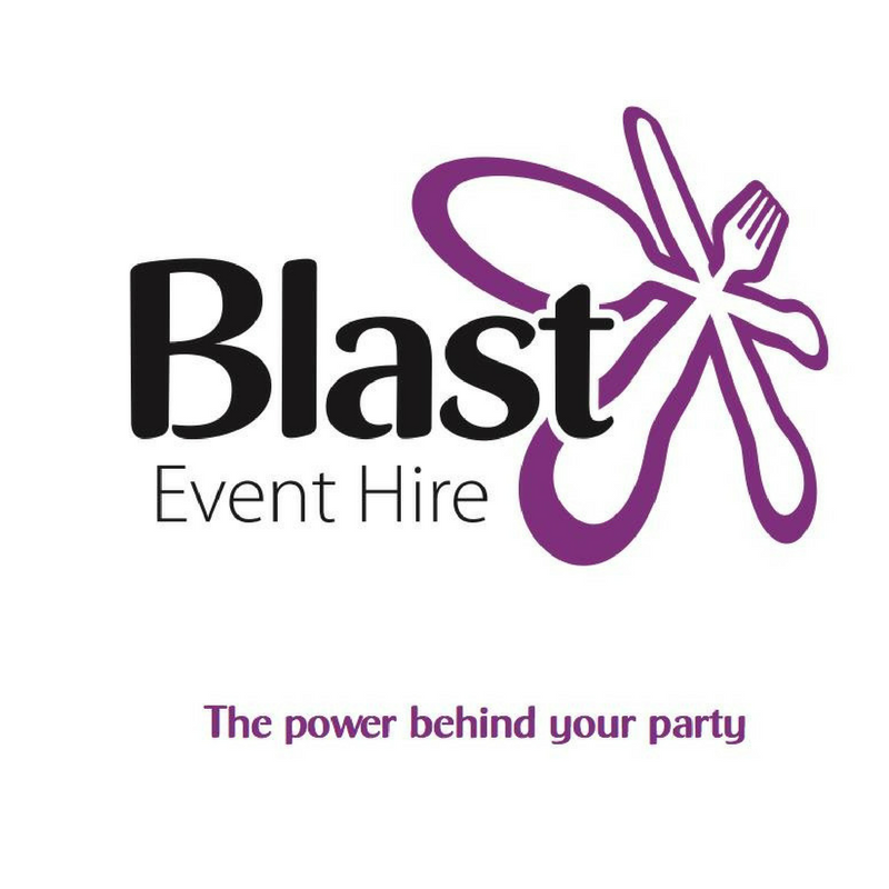 Blast Event Hire Logo