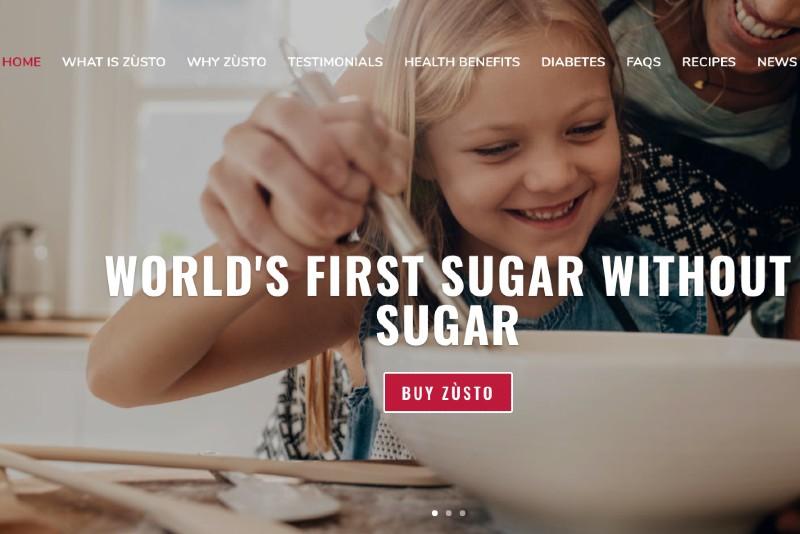Zusto website