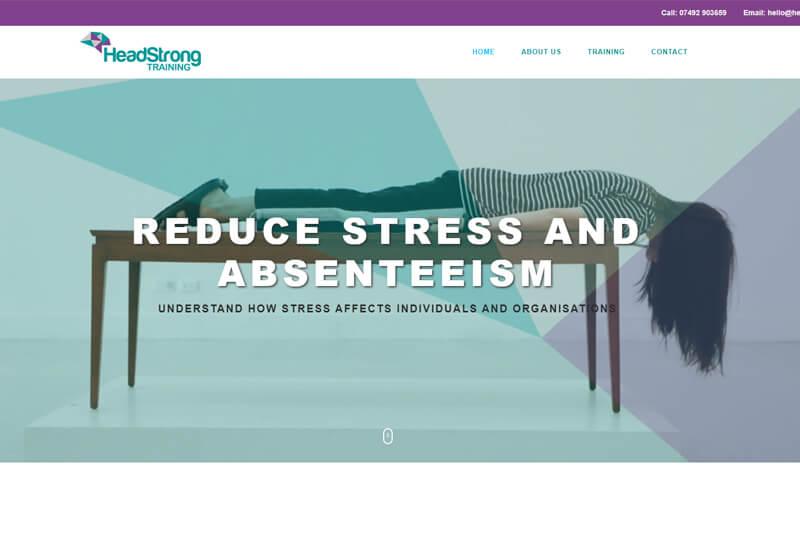 Headstrong Training Website