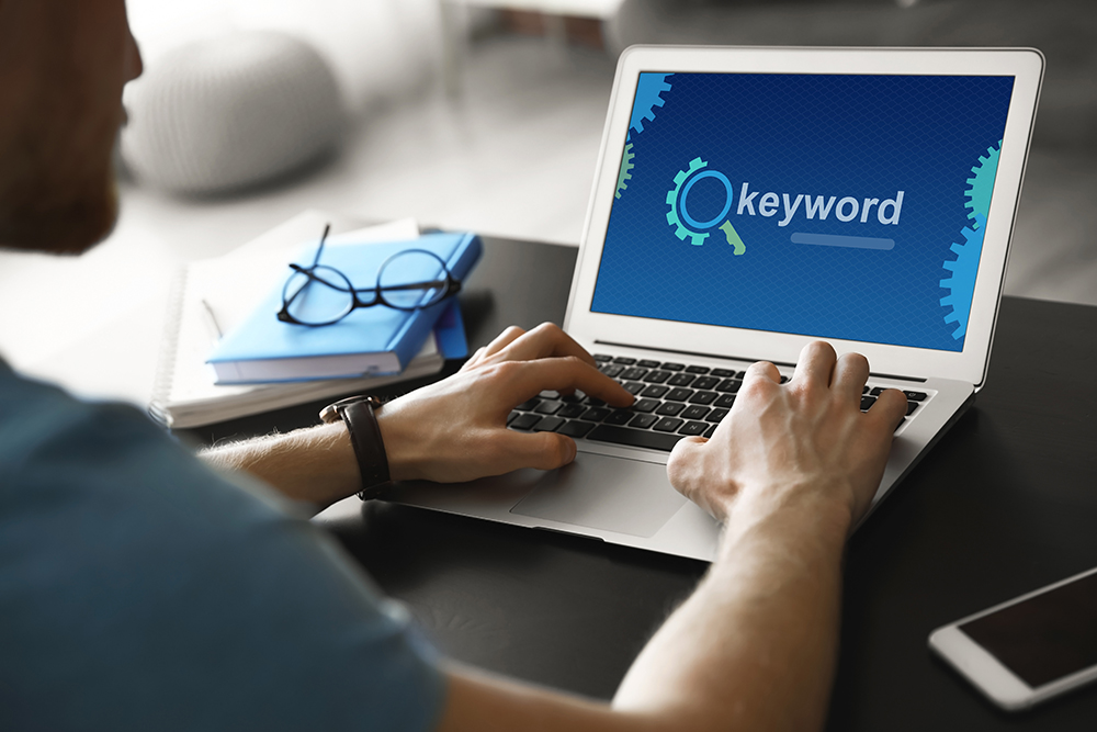 Conducting keyword research for SEO purposes