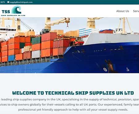 Techship Website