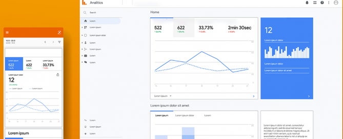 Google Analytics - Screenshot