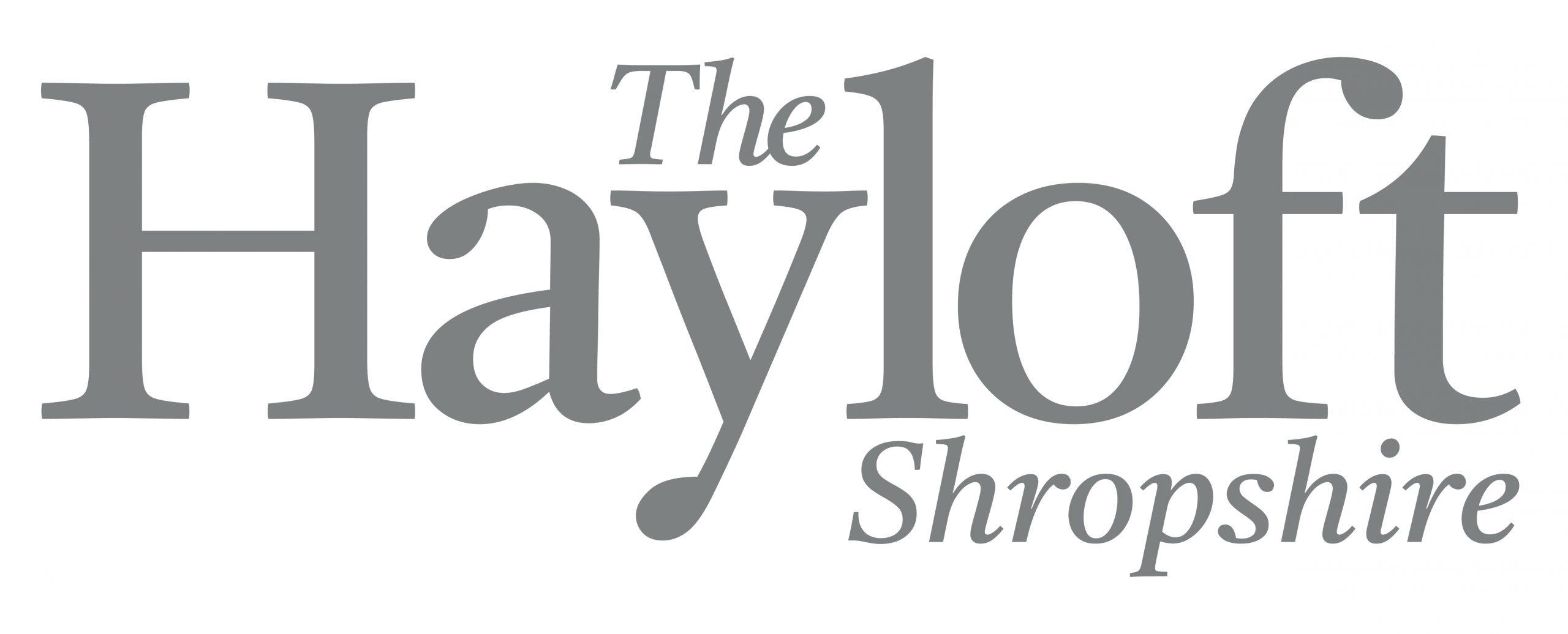The hayloft logo