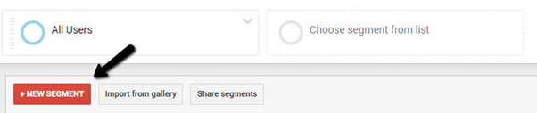 how to add a new segment in google analytics
