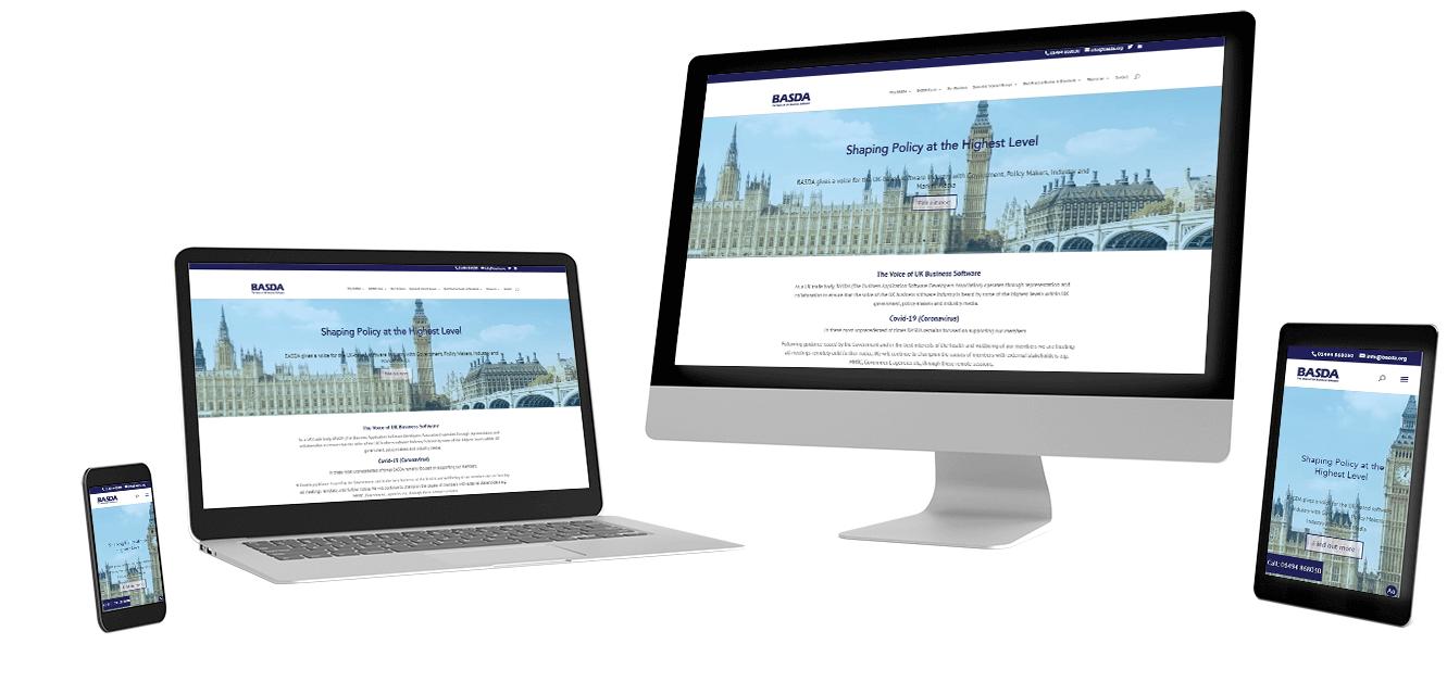 BASDA Website