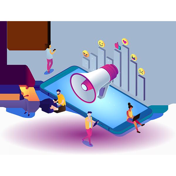 Customer Engagement Graphic